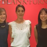 Suzanne Thompson, Katherine Darbinean and Amie Tsang, new appointments at Davis Blank Furniss