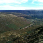 Part of the High peak, near Crowden