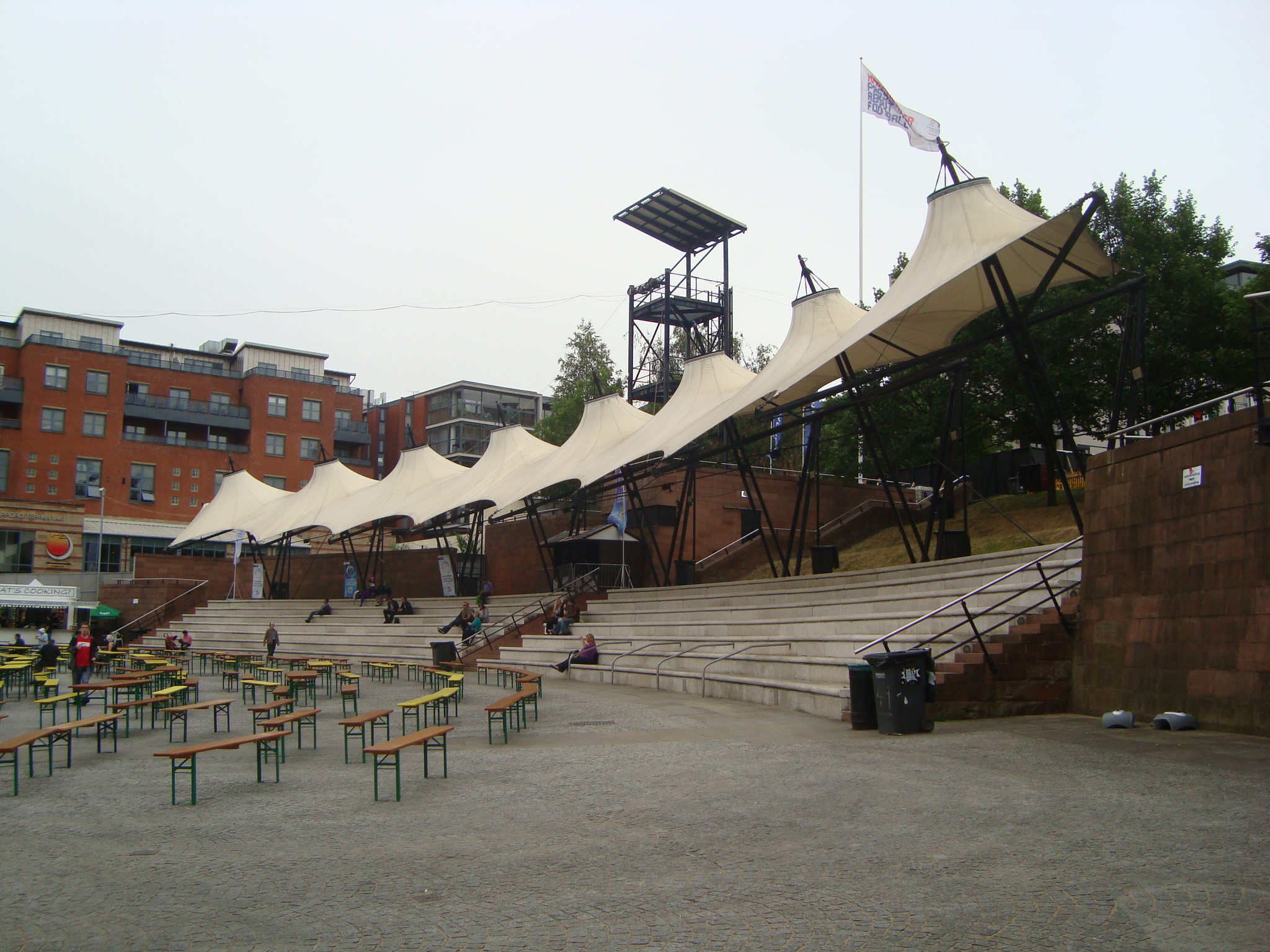 Castlefield Bowl Manchester