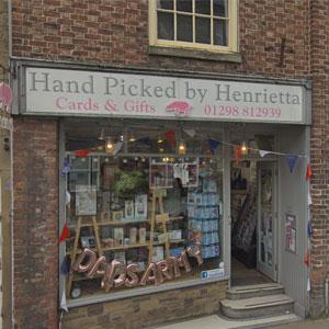Hand Picked by Henrietta, Chapel-en-le-Frith