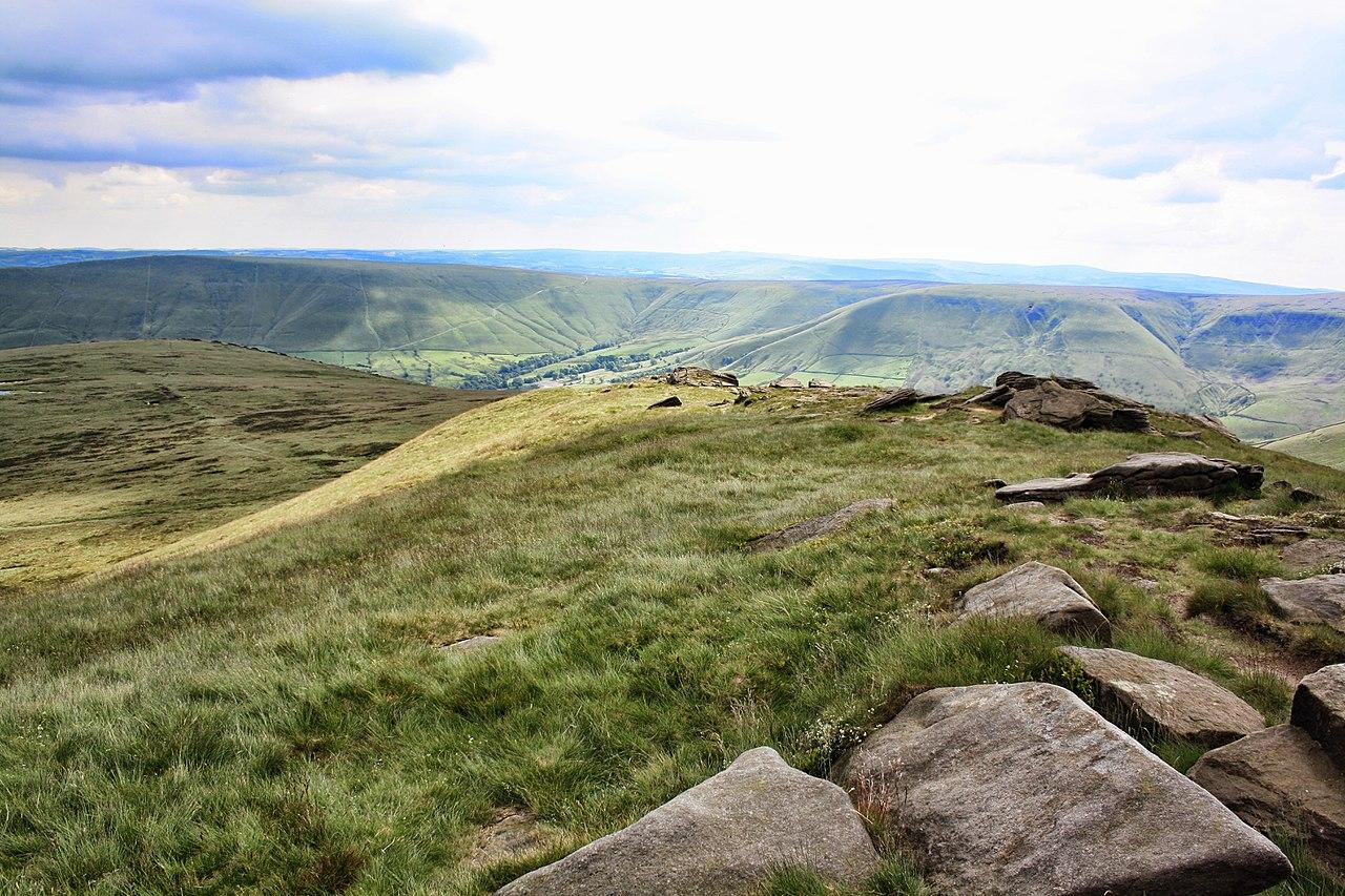 Edale, The High Peak