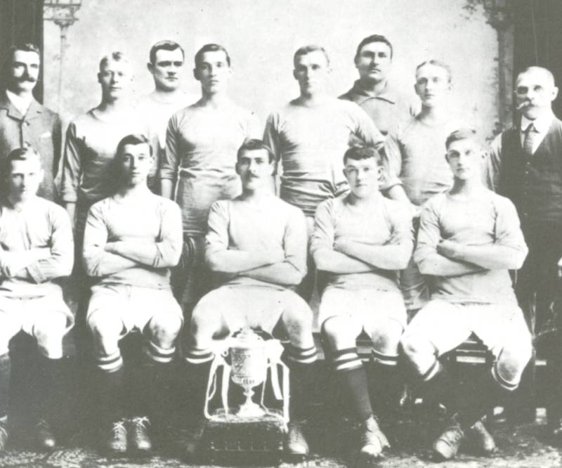 Manchester City in 1904