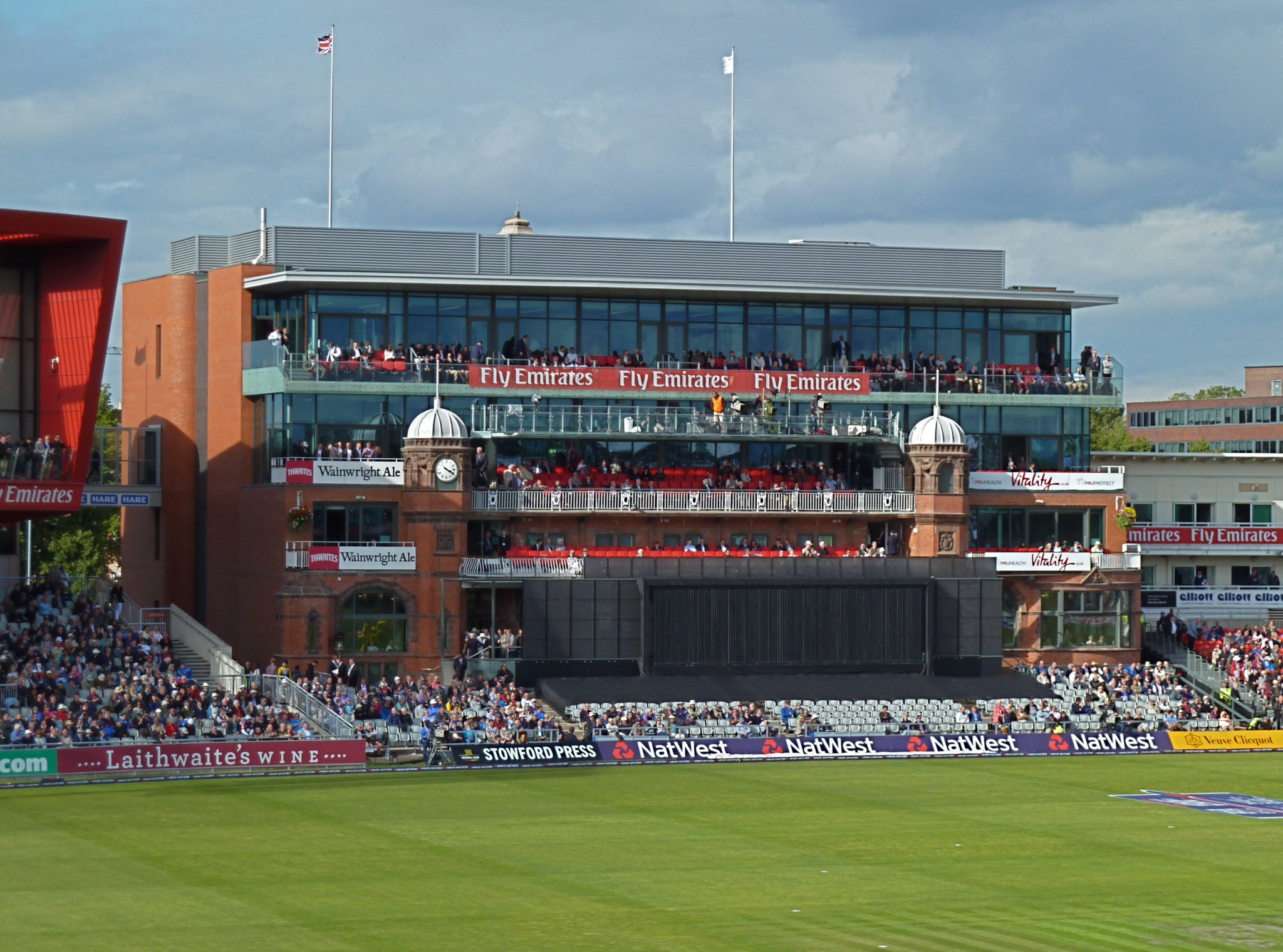 Old Trafford Cricket Ground, Manchester