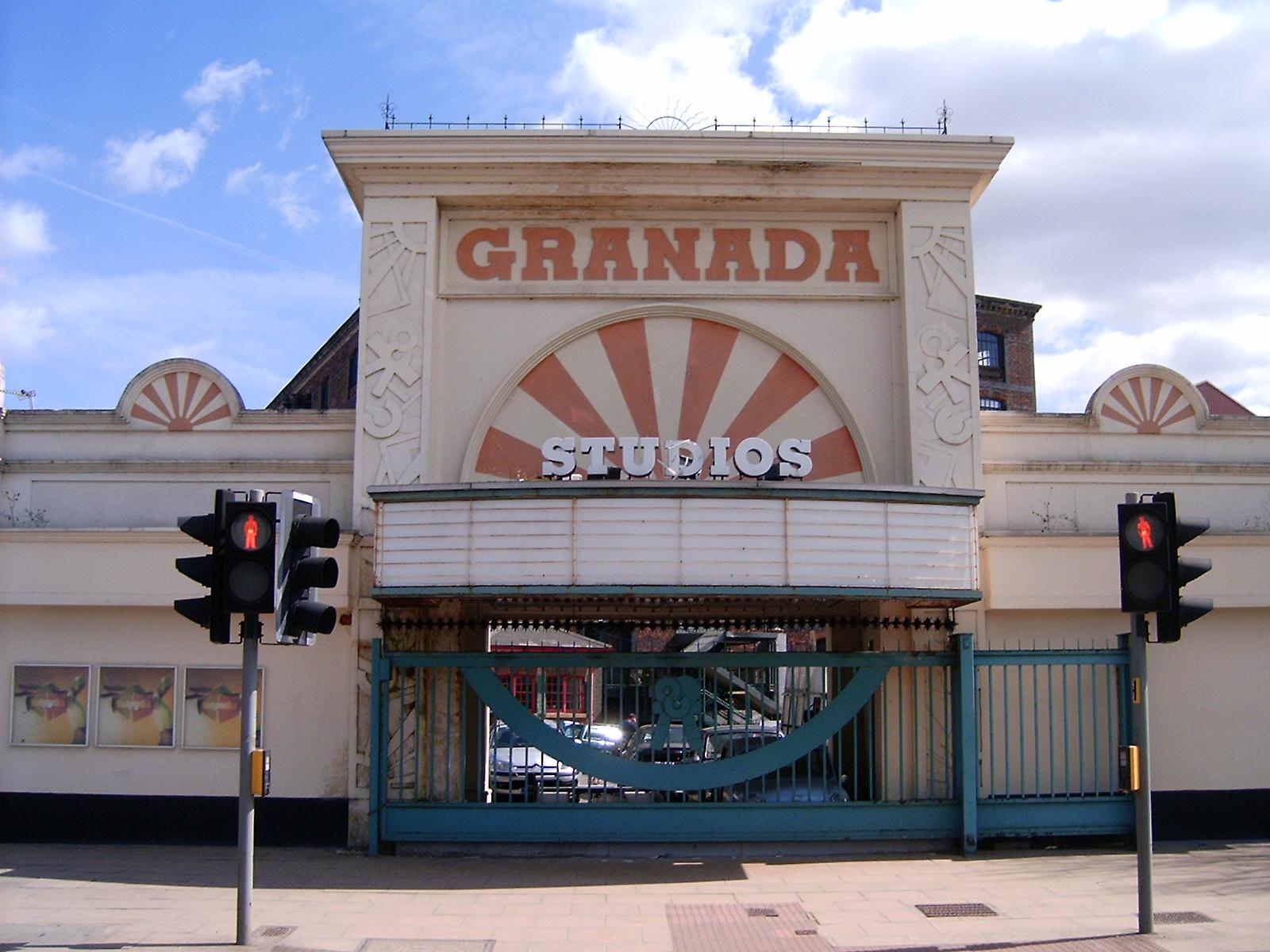Former Granada Studios, Manchester