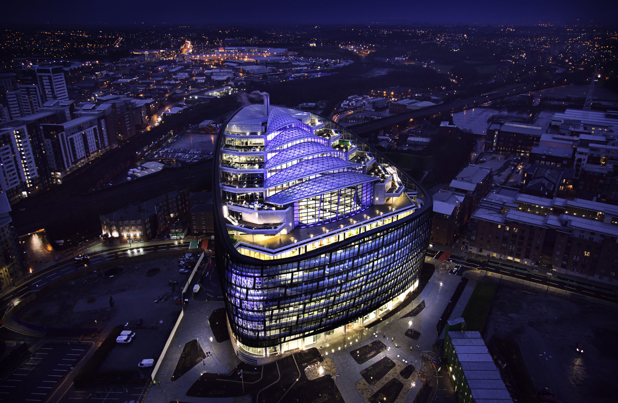 One Angel Square, Manchester's NOMA Project