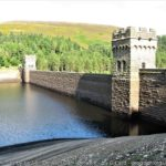 Dam at Derwent Reservoir